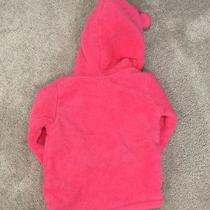 Carter's Shirts & Tops - Carter's girl's fleece sweater